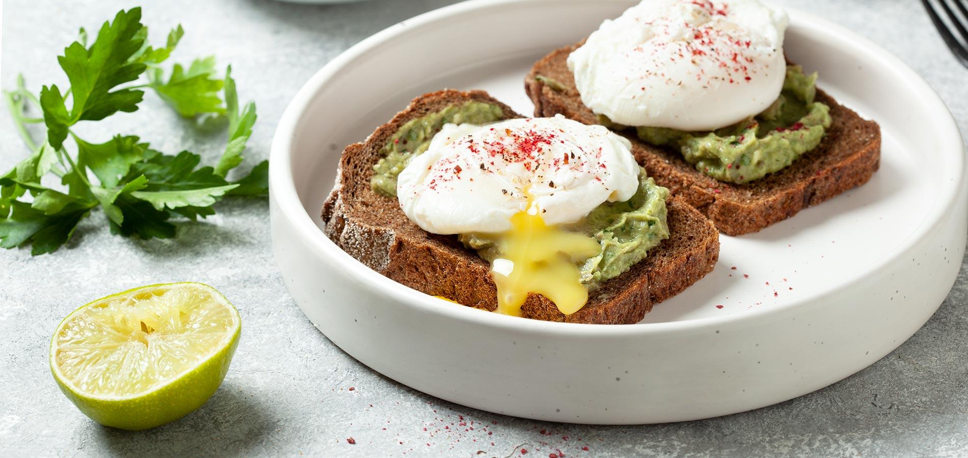 Benefícios do consumo de ovos